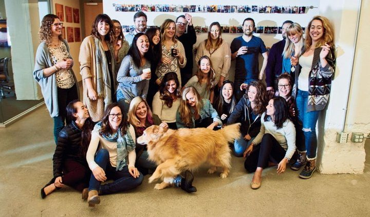 This Small Firm Reveals How It Keeps Work Fun