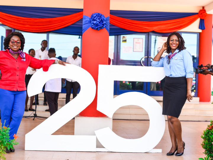 L'AINE SERVICES LAUNCHES ITS 25TH ANNIVERSARY