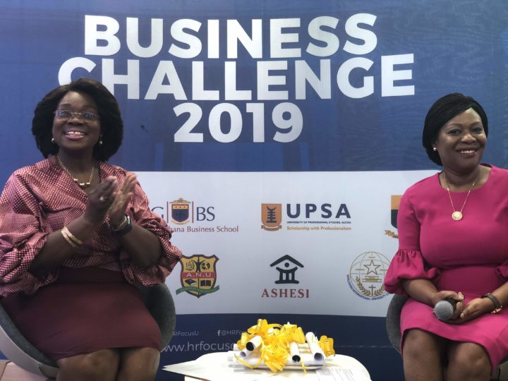 HR Focus in Partnership with StanChart Launches Finals of HR Focus Business Challenge