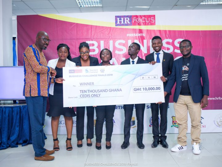 ALL NATIONS UNIVERSITY COLLEGE WINS THE GRAND FINALE OF THE HR FOCUS BUSINESS CHALLENGE